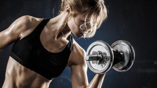Gymhopper, Frau Fitness Sport