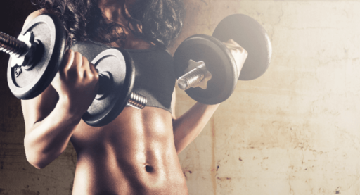 Probetraining, Fitness Gratis Probe Training, Frau Hantel