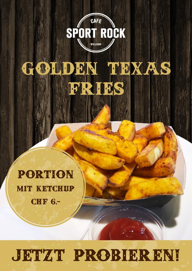 Golden Texas Fries