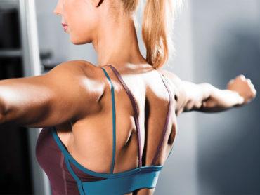 Rückenturnen