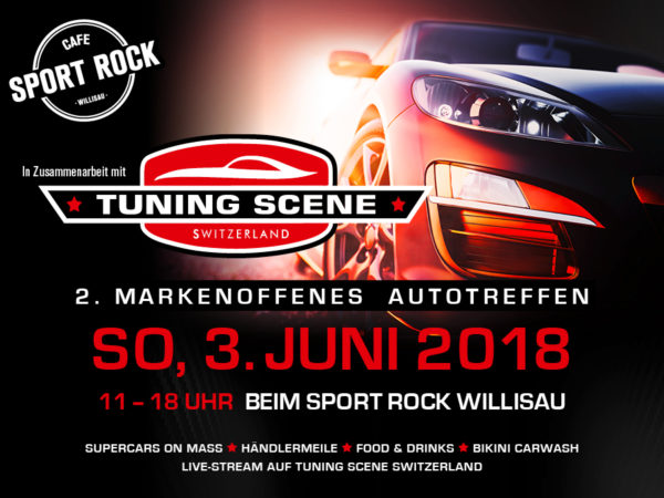 Autotreffen Willisau Tuning Scene Switzerland