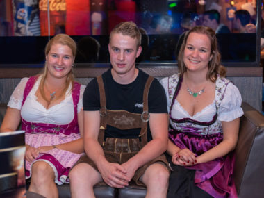 Sport Rock Willisau Dirndl Lederhosenparty