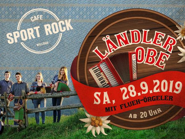 Ländlerobe Sport Rock, Ländlerevent